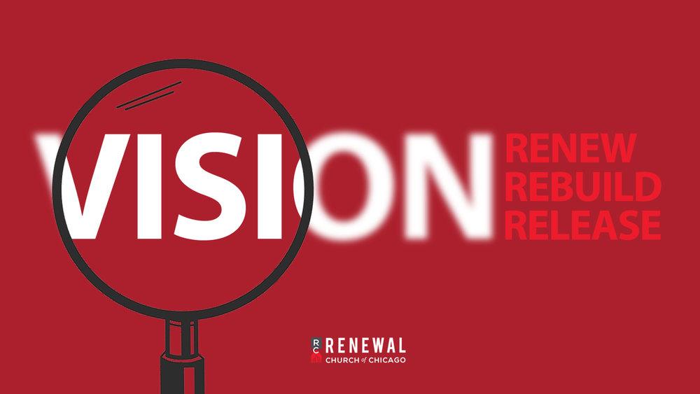Vision Sunday (Isaiah 6:1-8) Sermons - Renewal Church Of Chicago podcast