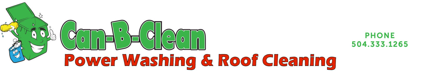 Can-B-Clean Power Washing & Roof Cleaning