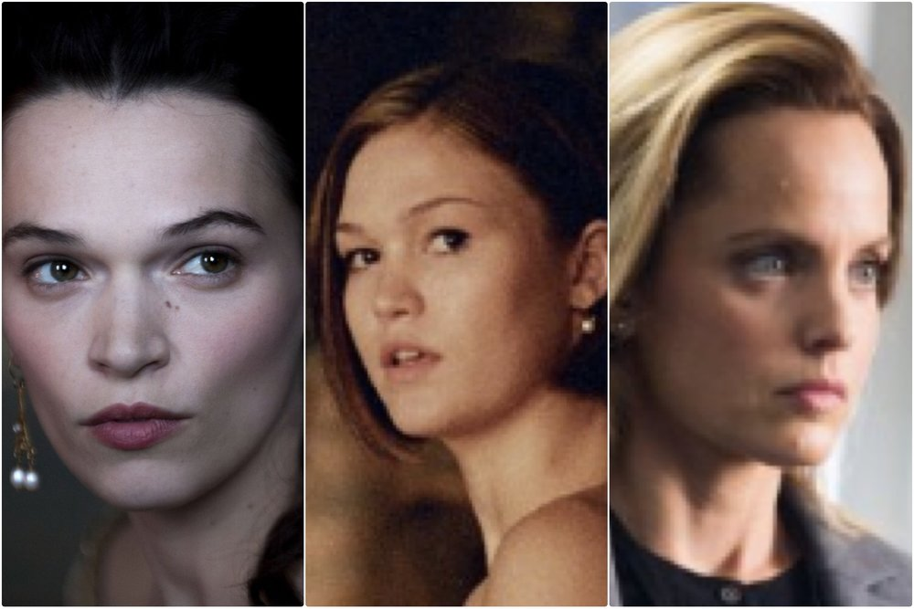 Montespan: Played by Anna Brewster, looks like a hybrid of Julia Stiles and Mena Suvari