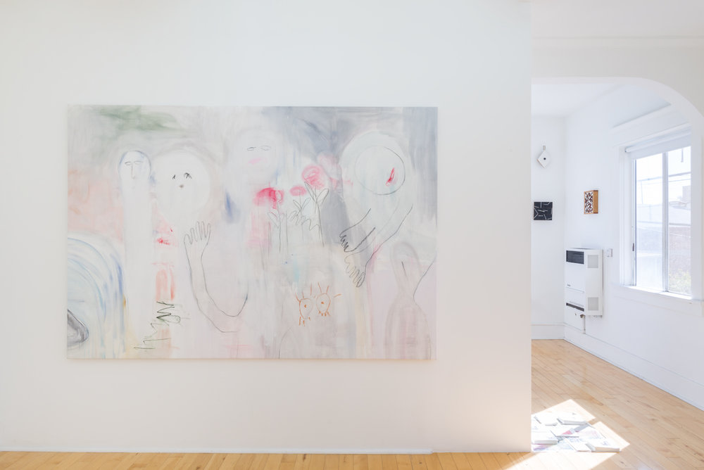Freymond-Guth Fine Arts (Basel) presenting Megan Rooney