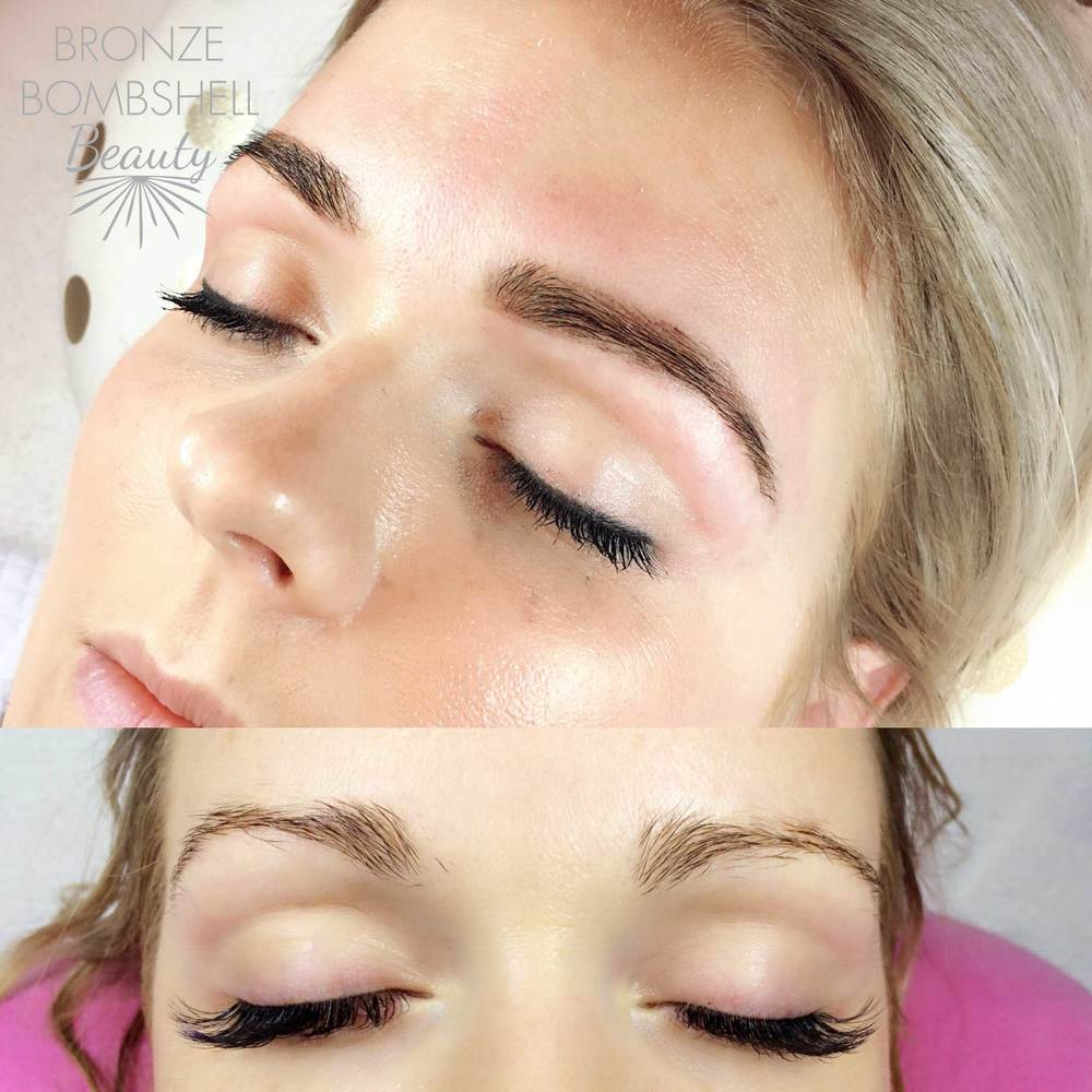 Bronze Bombshell Beauty Eyelash Extensions Brow Styling Specialist Perth Perth Brow Styling Perth Eyelash Extensions Perth Beauty Perth Makeup Artist