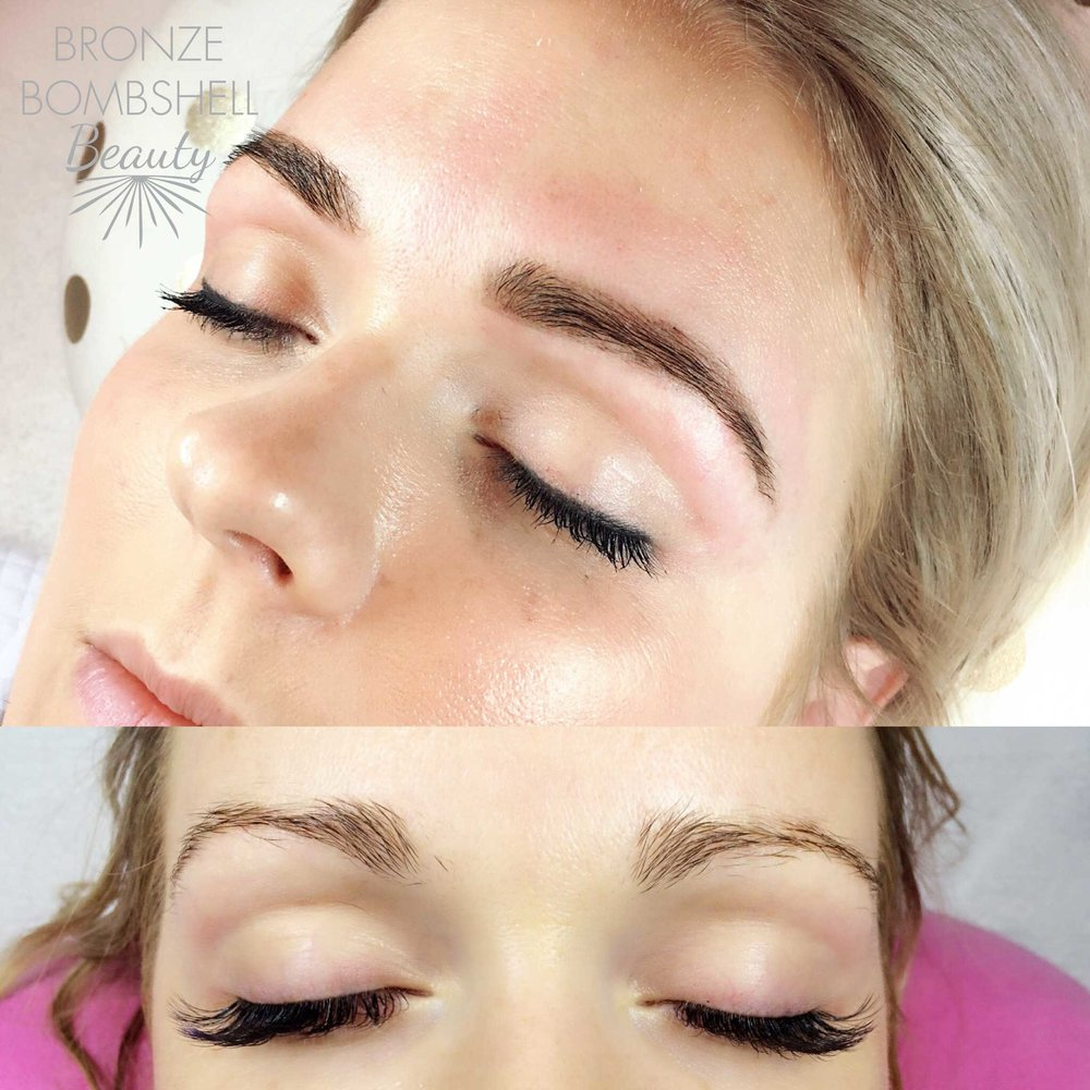 Bronze Bombshell Beauty Perth Brow Styling and Eyelash Extension Specialists
