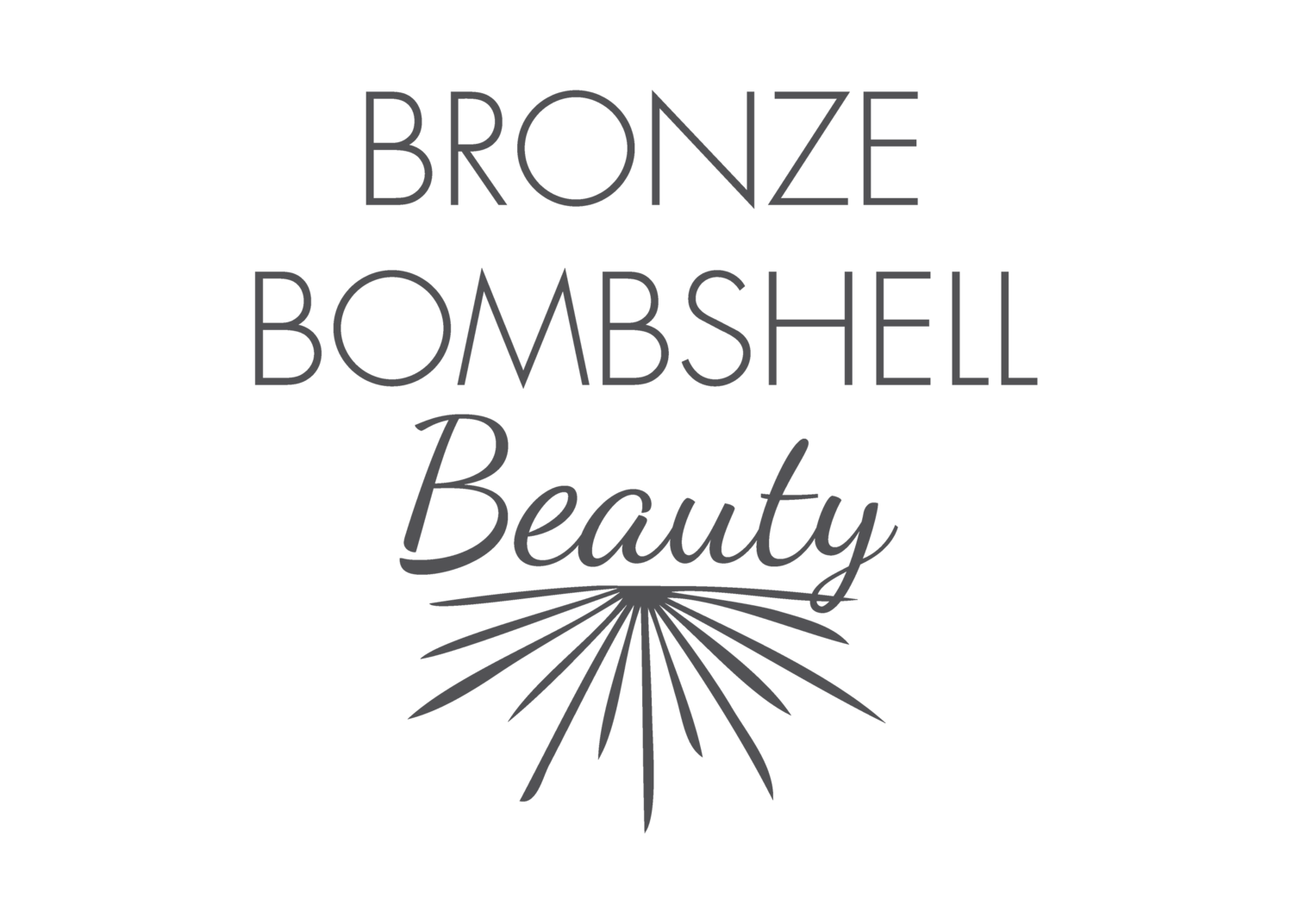 Bronze Bombshell Beauty