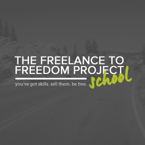 Leah at FTFP is a great resource for freelancers!