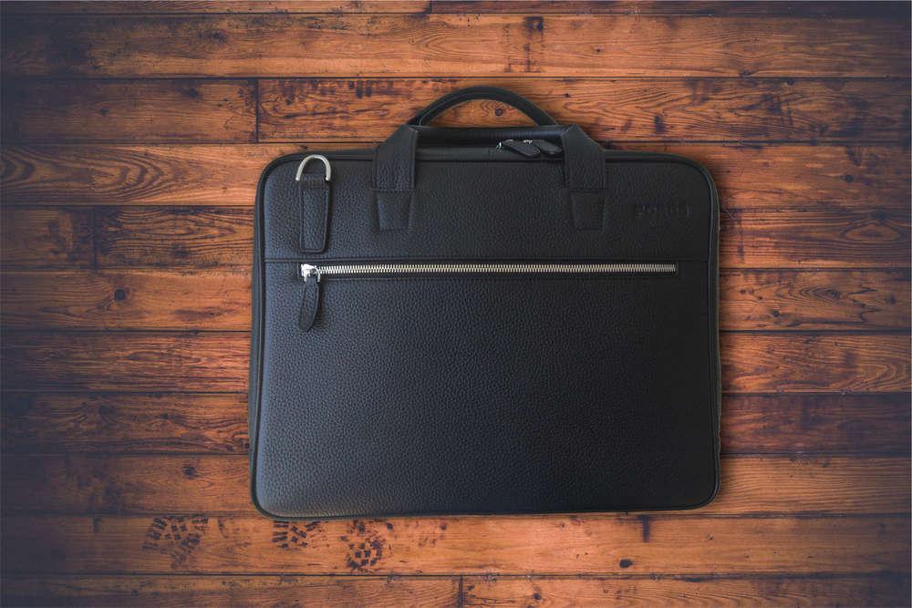 Poros Cedar Briefcase