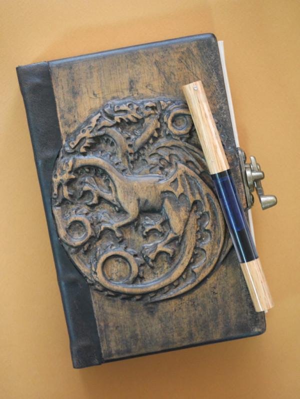 Because dragons and wood