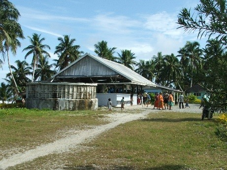 Cook Islands Renewable Energy Project