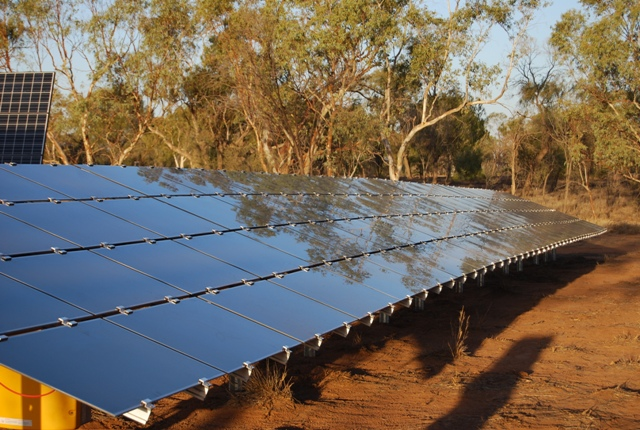 Desert Knowledge Australia Solar Centre