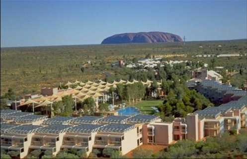 Ekistica undertook a feasibility study for the iconic Yulara Ayres Rock Resort