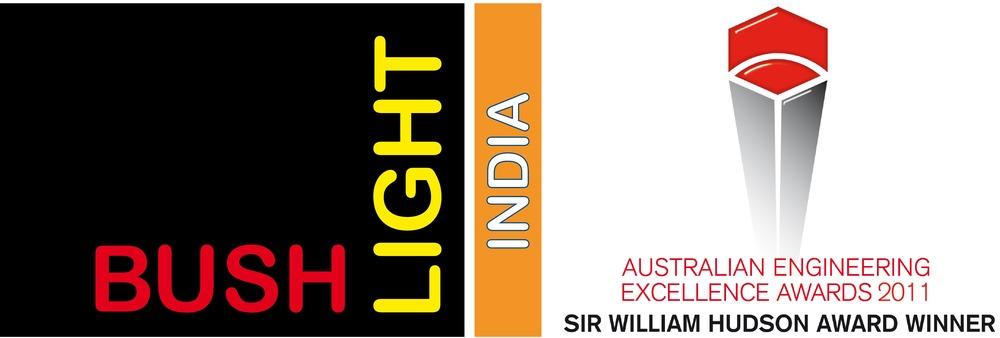 Bushlight India Award Logo