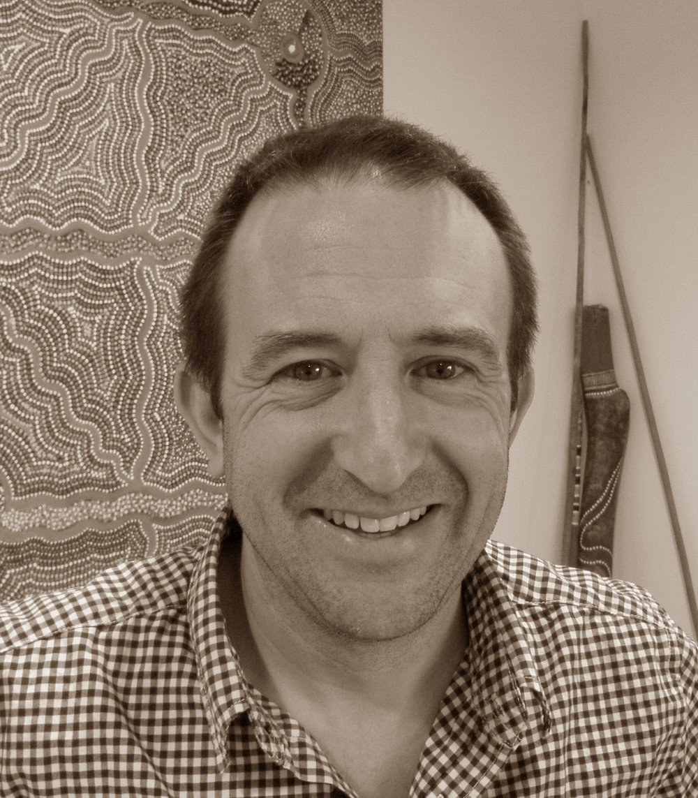 Lyndon Frearson - Managing Director and Principal Consultant