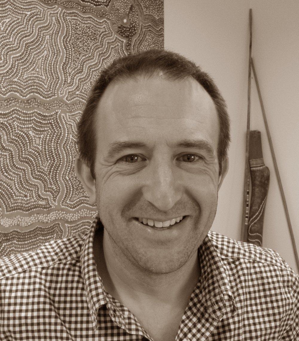 Lyndon Frearson - Managing Director and Principal Consultant