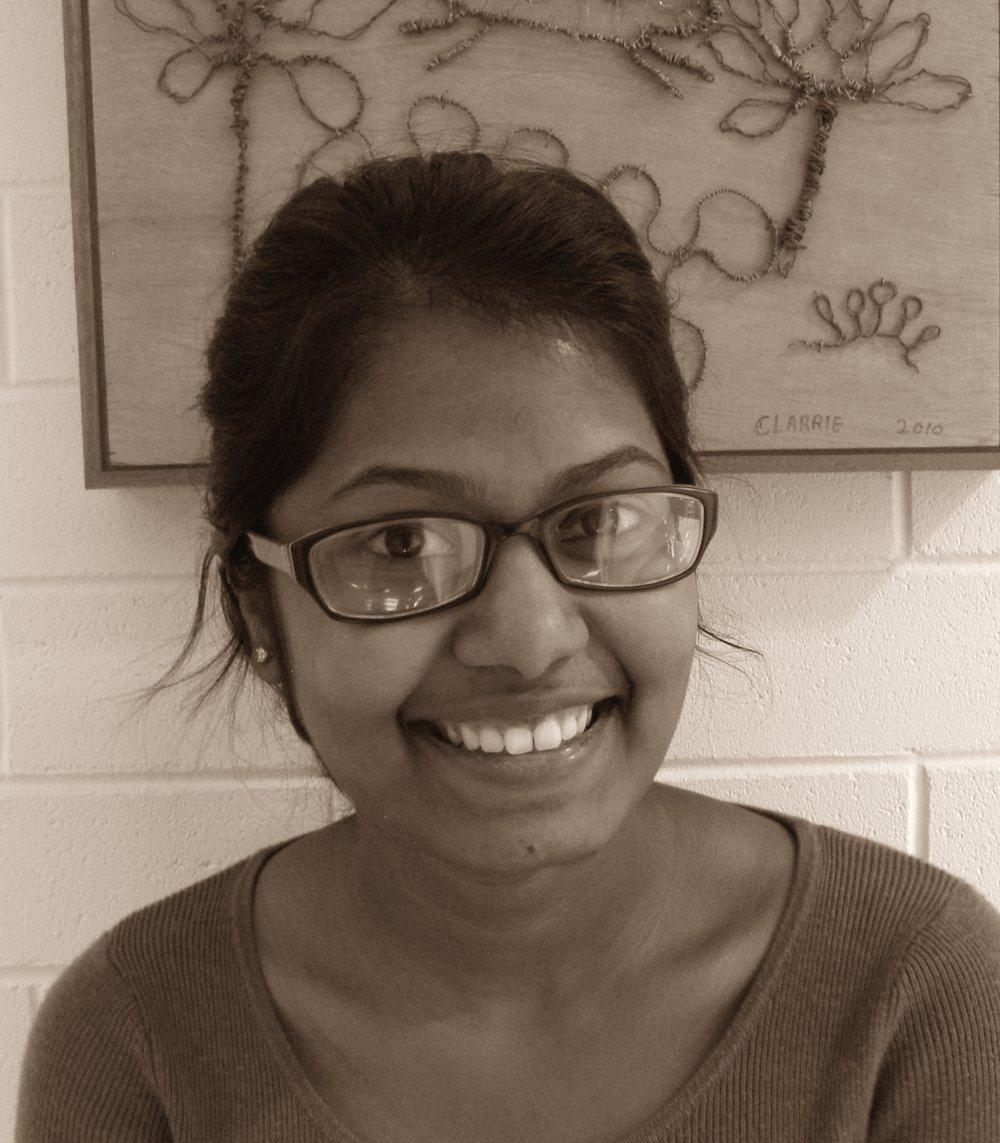 Shalini Ganji - Graduate Engineer