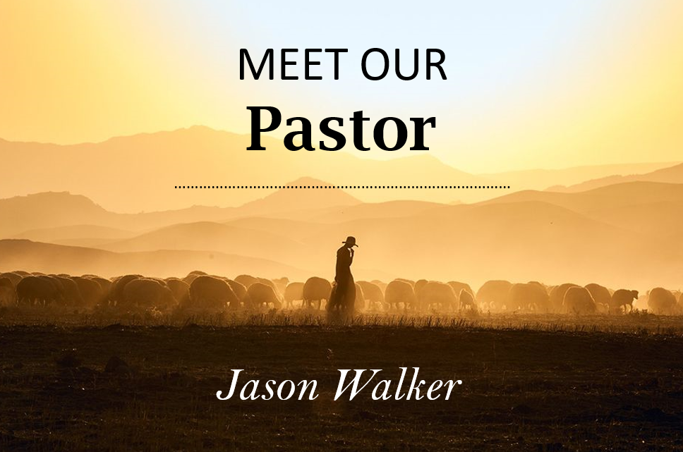 Meet Our Pastor