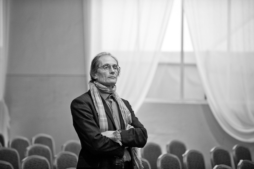 Festival Artistic Director, Roland Peelman. Photo by Anthony Browell.