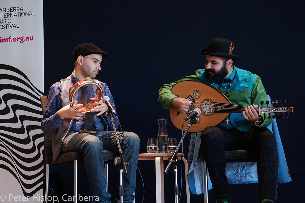 CIMF 2016 - Concert 06 - Barbara Blackman's Festival Blessing. 
