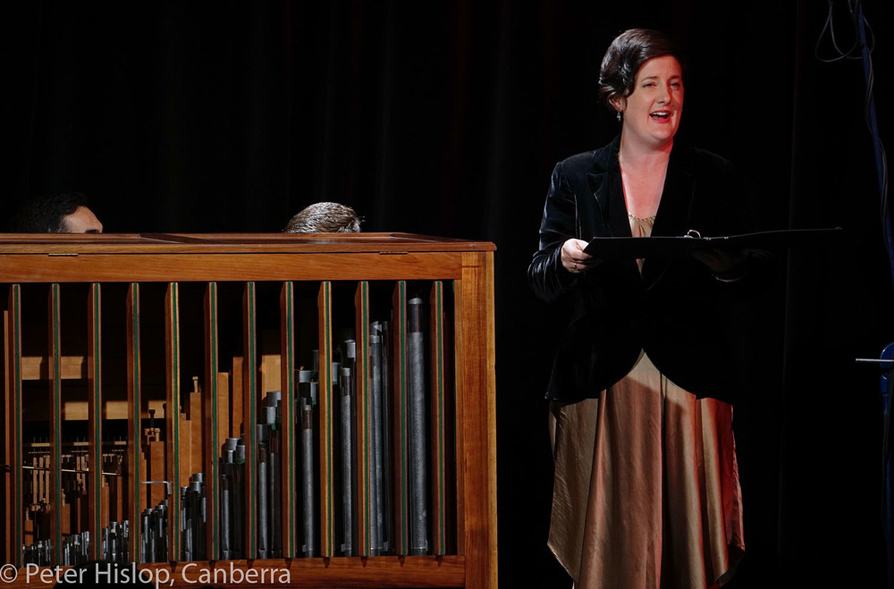 CIMF 2016 - Concert 11 - Scarlatti meets Handel meets Bach. Anna Fraser