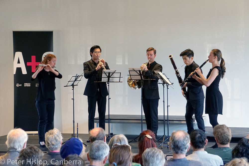 CIMF 2016 - Concert 12 - Braddons Bread and Games. 