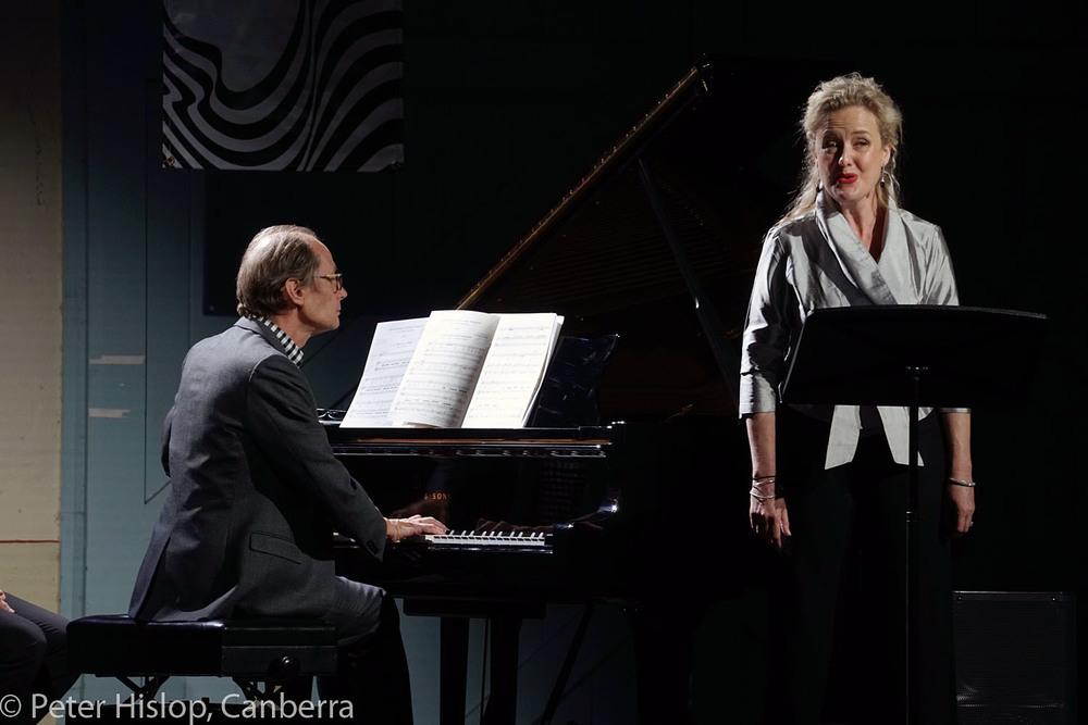 CIMF 2016 - Concert 13 - French Invention. Taryn Fiebig, Roland Peelman