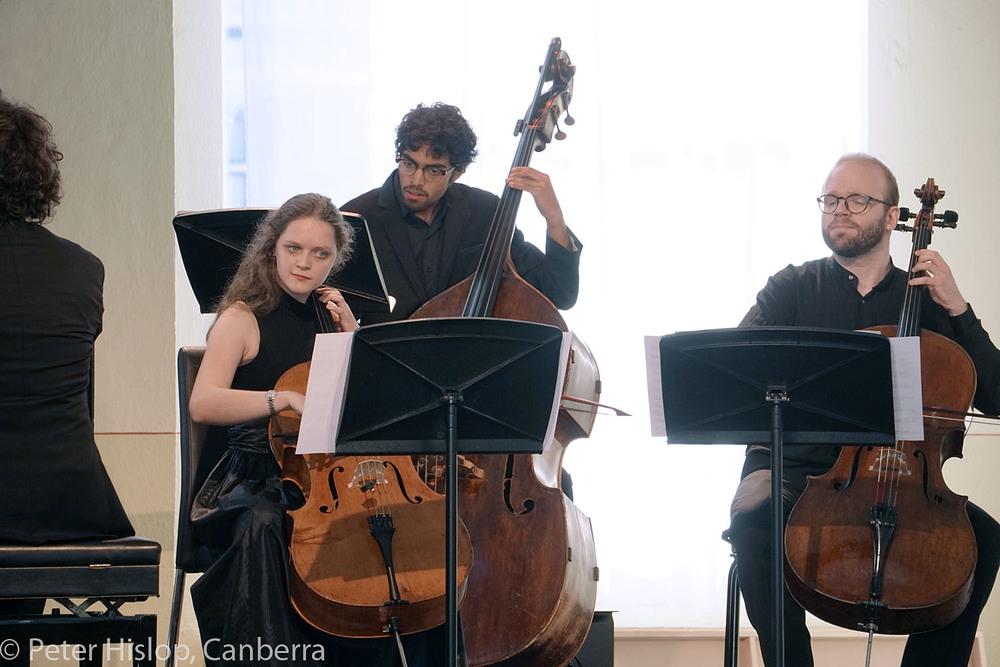 CIMF 2016 - Concert 18 - Vivaldi Unseasoned. Emma Rayner, Paolo Bonomini