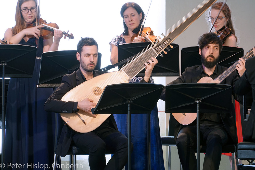CIMF 2016 - Concert 18 - Vivaldi Unseasoned. 