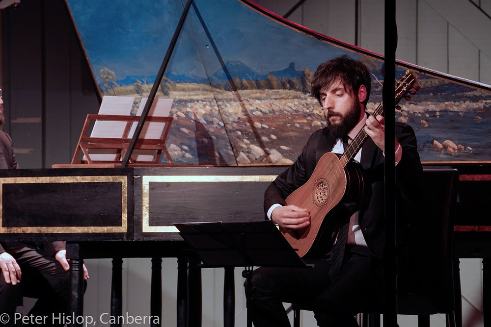 CIMF 2016 - Concert 20 - Twilight. Pablo Zapico - Forma Antiqva