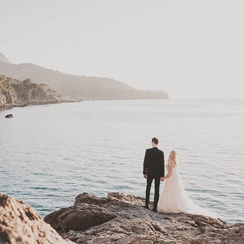 Heiraten. Nur wir. Zu zweit. -  Eine Elopement-Hochzeitsgeschichte. Jetzt auf dem Blog 🔝 - #hochzeitsgeschichten #unglaublichundwahr #elopement #heiratenzuzweit #hochzeitsblog #instabraut