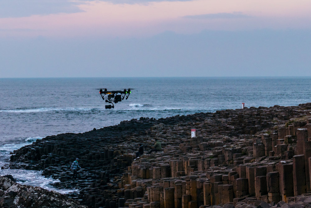 Inspire 1 Pro in Northern Ireland