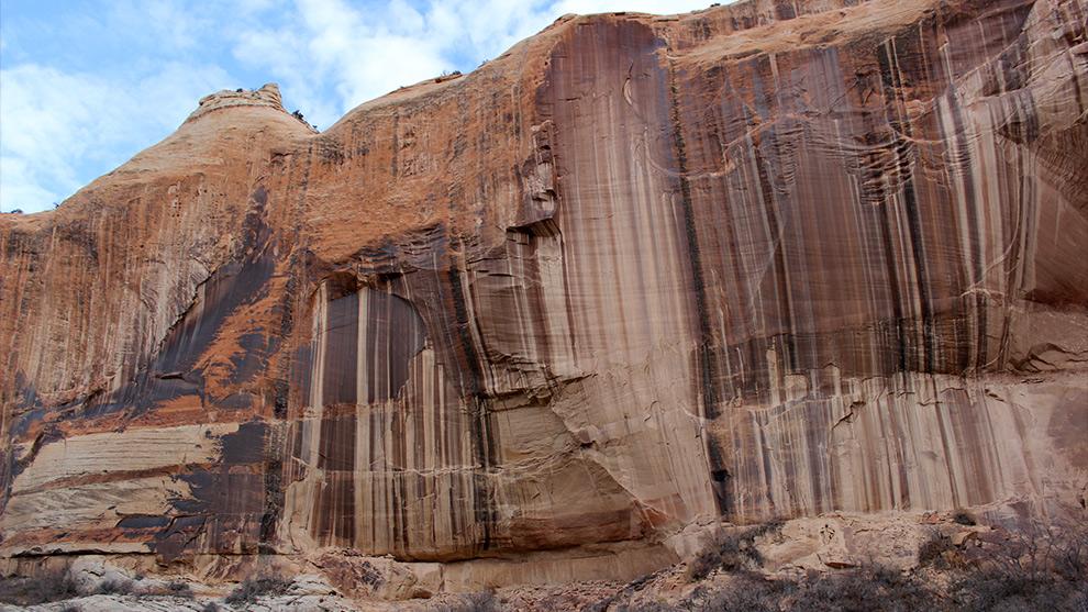 Calf Creek Canyon, Escalante, Utah, October 2013