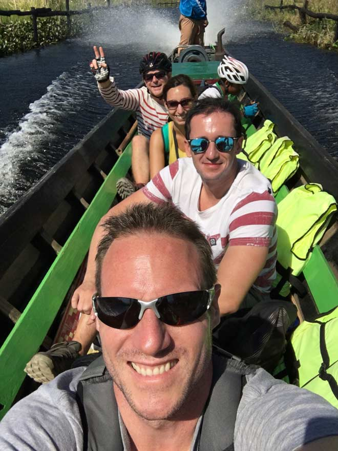 Inle Lake!