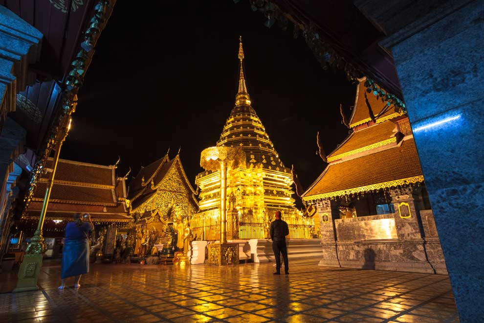Chiang Mai, Thailand, December 2016