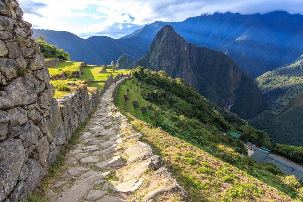 Inca Trail to Machu Picchu, Peru, June 2016