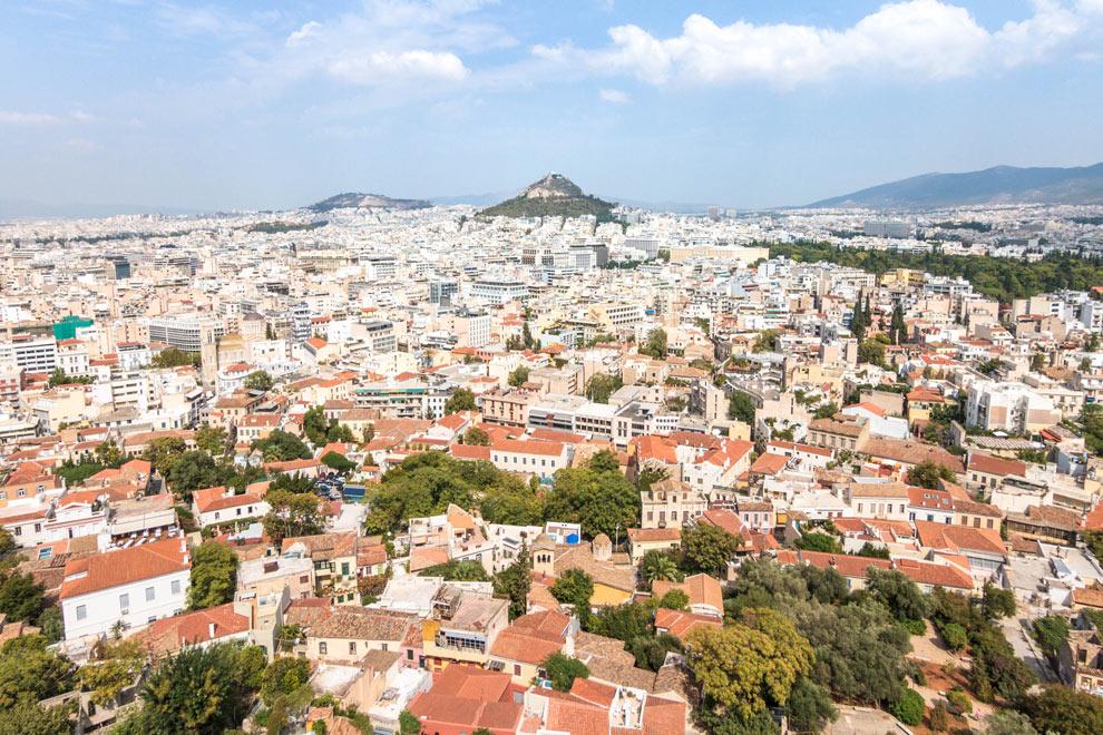 Athens, Greece, September 2016