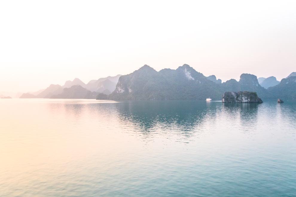 Ha Long Bay, Vietnam, February 2017