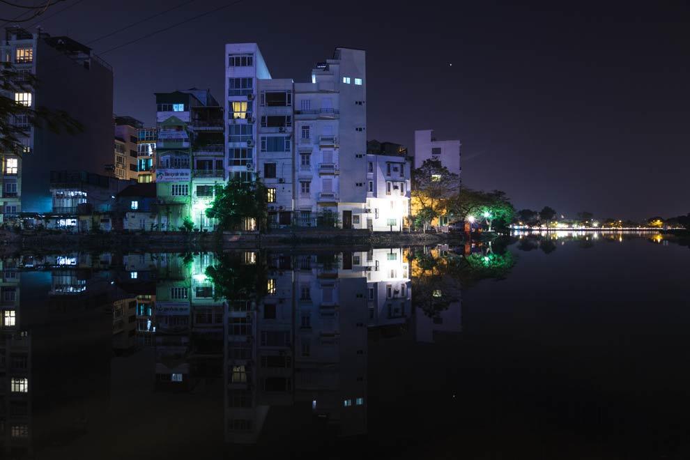 West Lake, Hanoi, Vietnam, February 2017