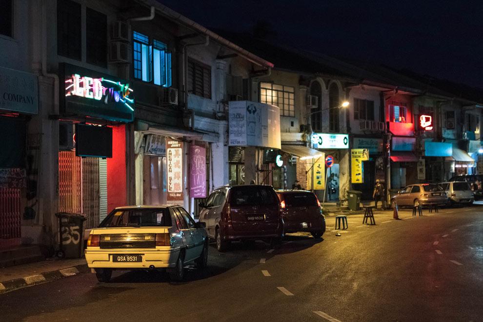 Kuching, Sarawak, Borneo, Malaysia, November 2016