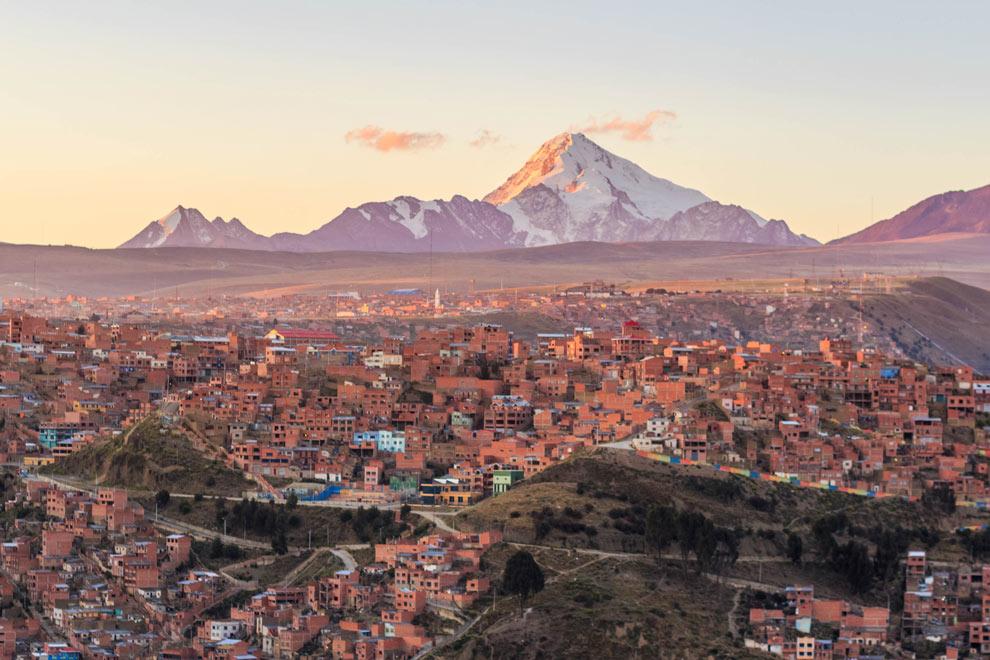 Huayna Potosí, La Paz, Bolivia, May 2016