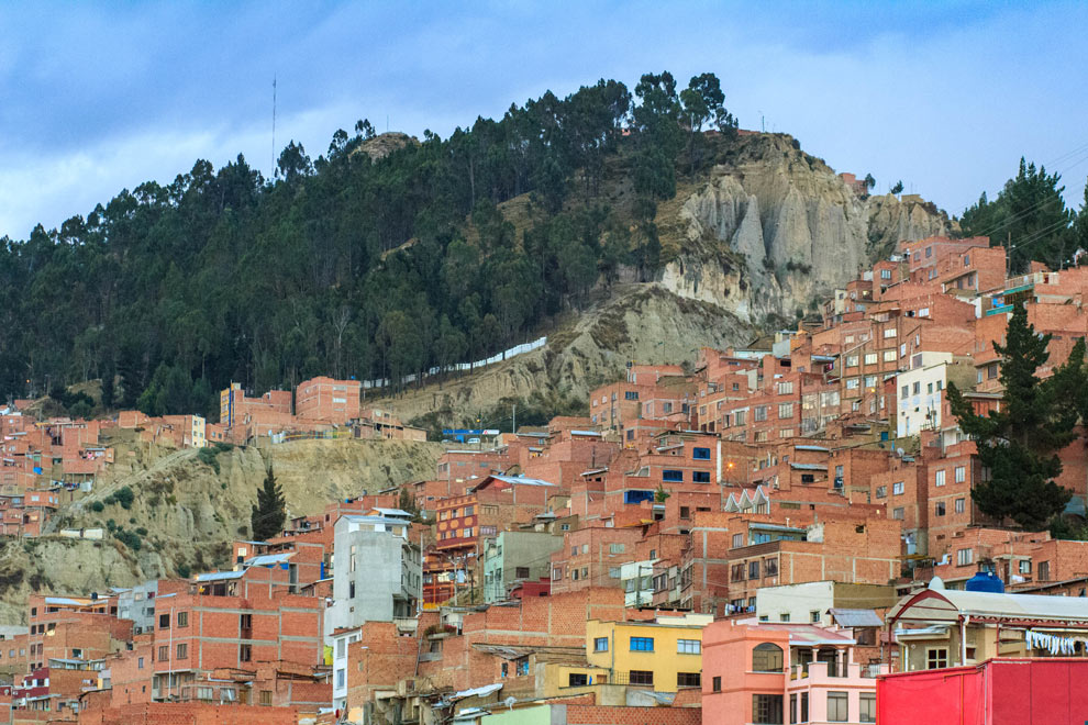 Near Mount Killi Killi, La Paz, Bolivia, May 2016