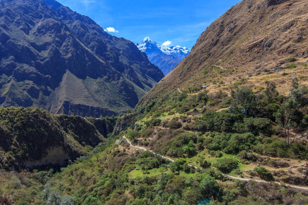 Inca Trail, Machu Picchu, Peru, June 2016