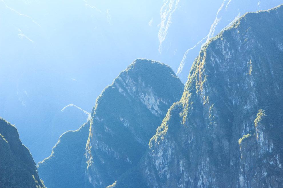 Machu Picchu, Peru, June 2016