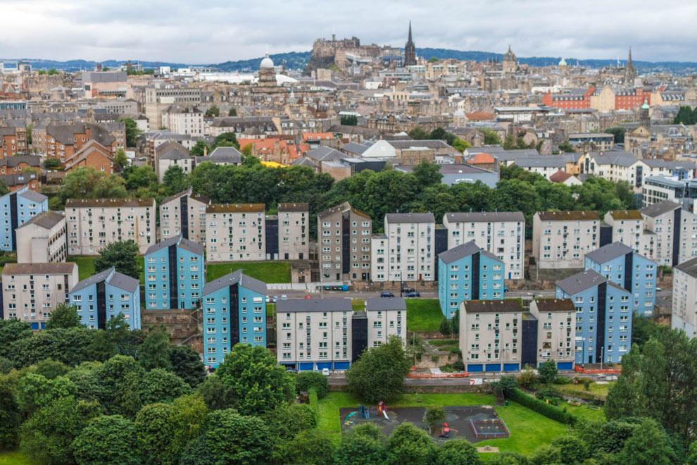 Edinburgh, Scotland, July 2016