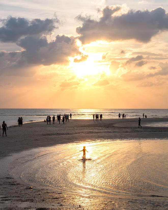 Nathon Beach, Koh Samui, Thailand, December 2016