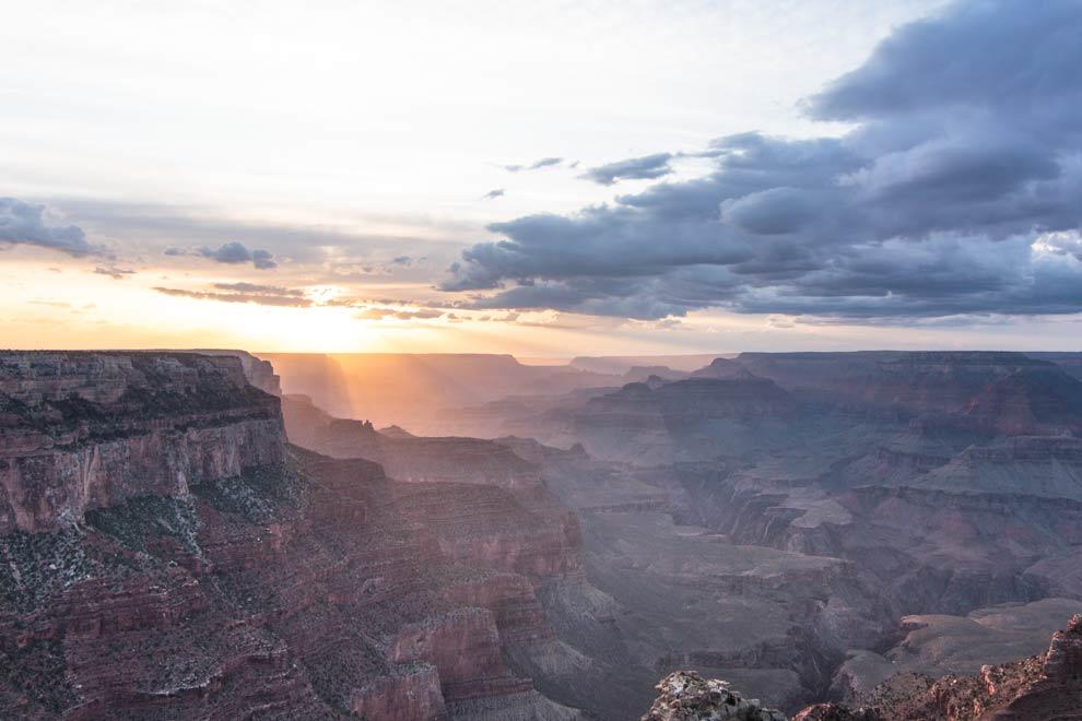 Grand Canyon, Arizona, May 2015