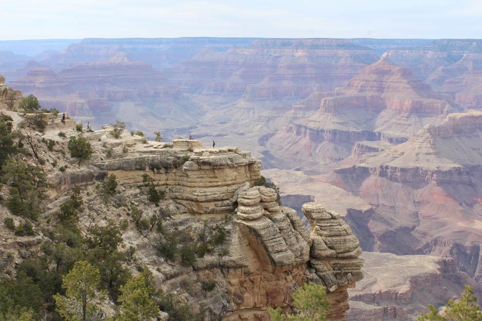 South Rim, Grand Canyon, Arizona, May 2014