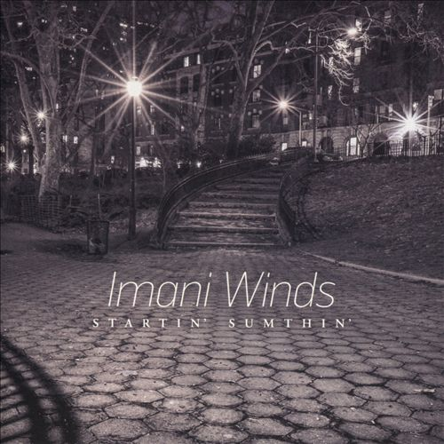 Last recording with Imani Winds, released August 2016