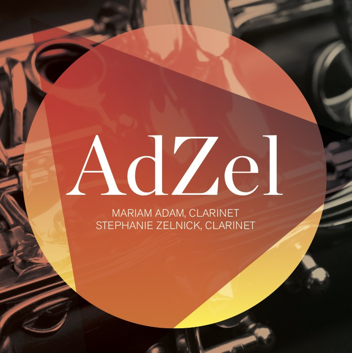 ADZEL DUO new release available summer 2018 - Listen to selections on PERFORMANCE TODAY - American Public Media's largest classical radio show!