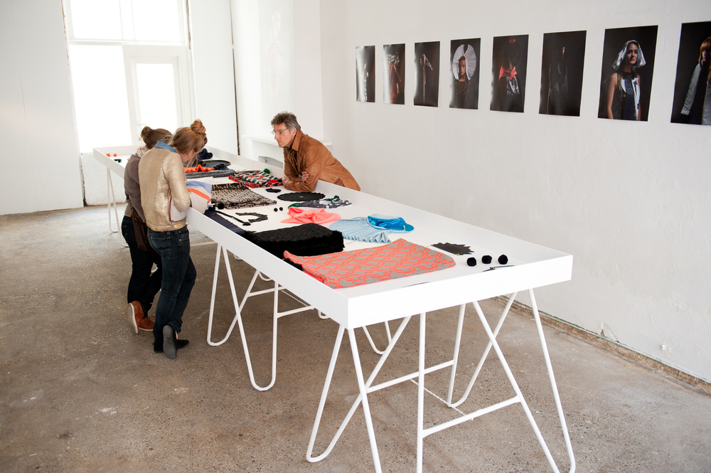 Textile & Fashion Parcours 2012   Photography by Nico Laan