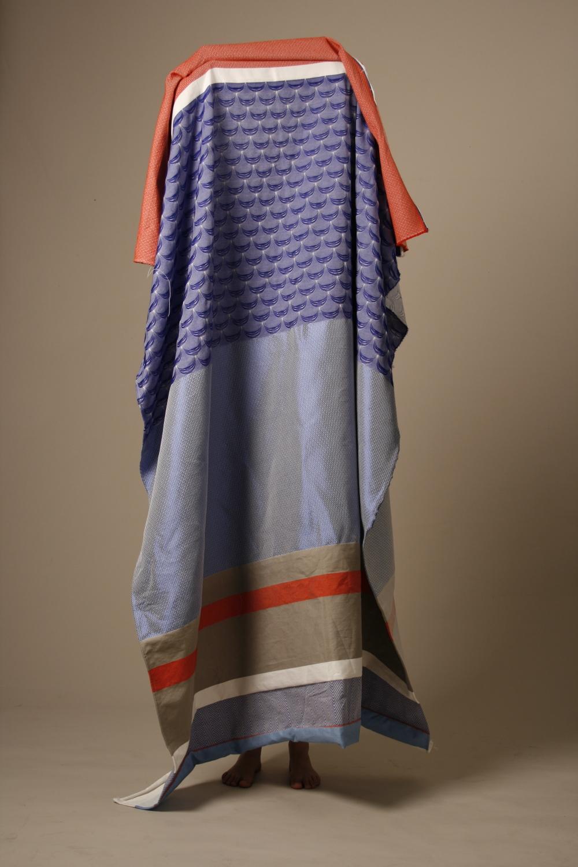 Benten Blanket Blue
