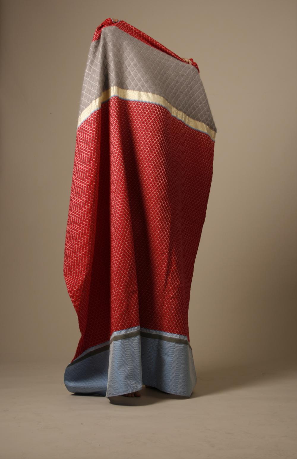Benten Blanket Red