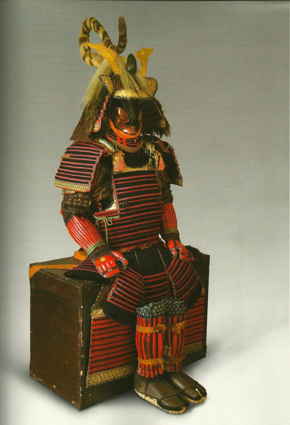 The Original Samurai Costume